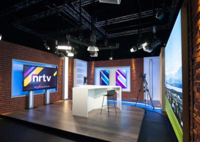Creation studio tv