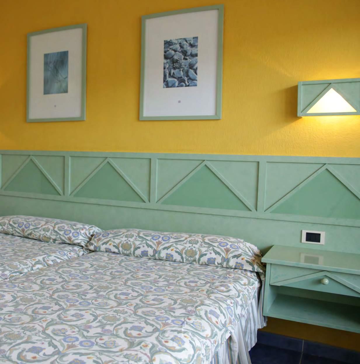chambre renovation covering avant